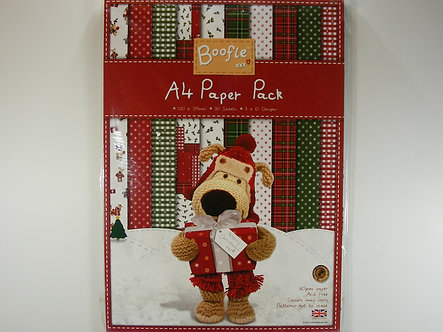 Docrafts - Boofle A4 Paper Pack