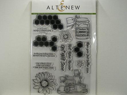 Altenew - Get Well Soon Stamp Set