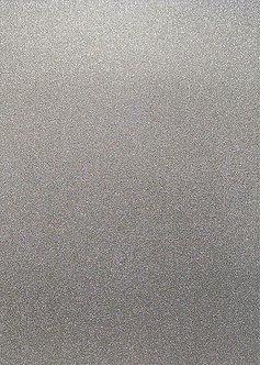 A4 Glitter Card (Non Shed) - Dark Silver 180gsm.