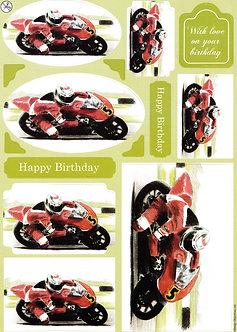 Design Objectives - Superbike Topper Sheet.