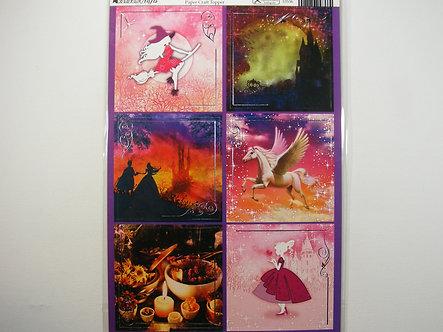 Kanban - Magic & Mythical Topper Sheet