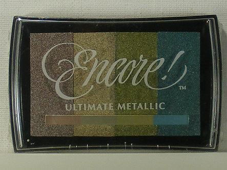 Encore - Ultimate Metallic Ink Pad