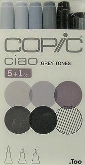 Copic Ciao - Grey Tones Markers