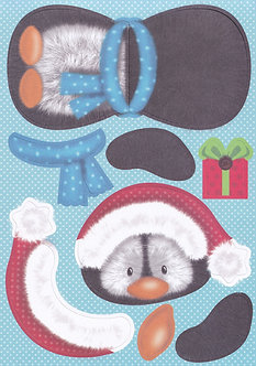 Kanban - Penguin Wobbler Topper