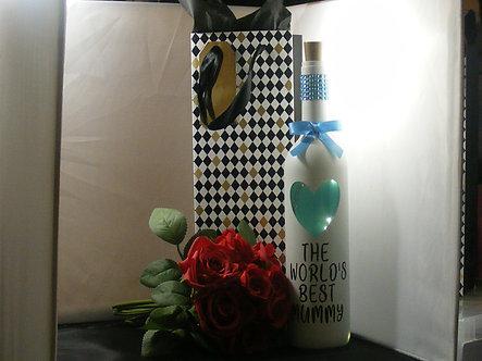 Wine Bottle Present