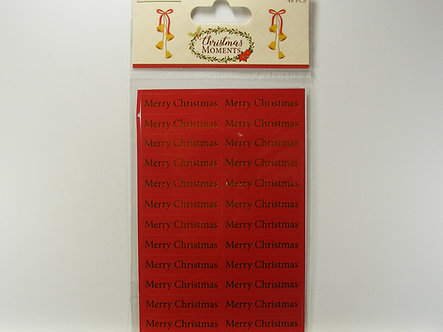 Love To Craft - Christmas Moments Envelope Stickers