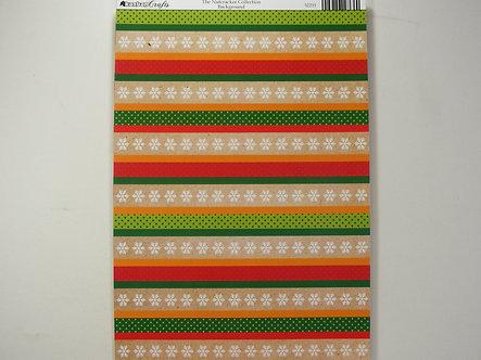 Kanban - Nutcracker Collection Background Card