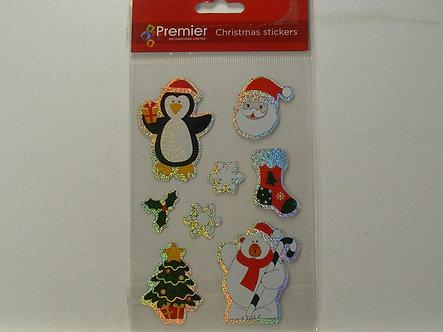 Premier Decorations - Holographic Stickers