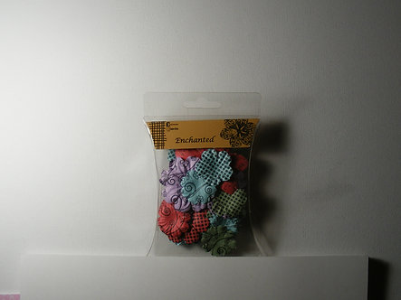 Craftime - Enchanted Paper Flowers.
