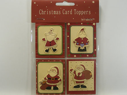 Art 2000 - Christmas Card Toppers