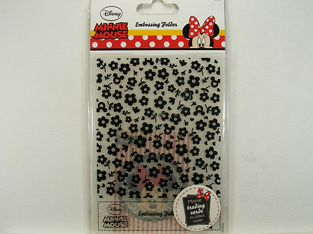 Disney - Ditsy Minnie Mouse Embossing Folder