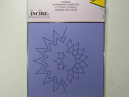 Avec - Incire Cutting Stencil