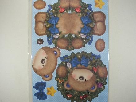 Kanban - Bear Wobbler Topper