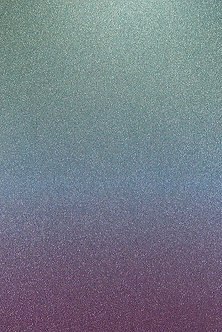 Luxe A4 Green, Blue & Purple Ombre Glitter Card (Non Shed)
