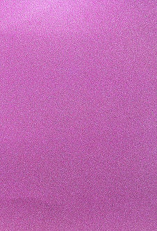 A4 Glitter Card (Non Shed) - Bright Pink 180gsm.