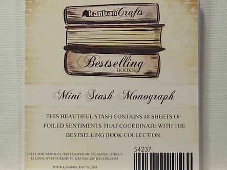 Kanban - Best Selling Books Monograph Stash