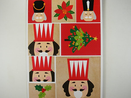 Kanban - The Nutcracker Collection Toppers