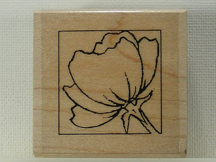 Hobby Art - Bud Small Parts Rubber Stamp