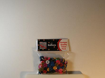 PaperCellar - Decorative Buttons Bumper Pack.