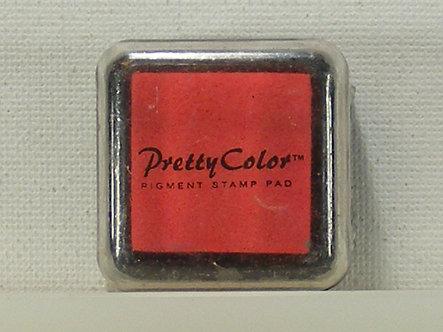 Pretty Color - Pigment Mini Ink Pad - Deep Pink