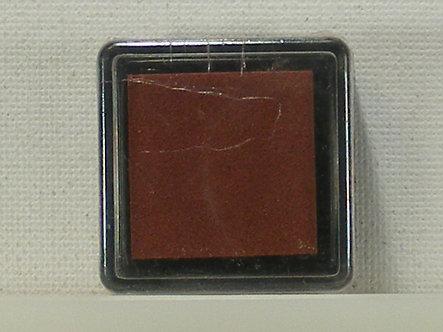 Unbranded - Mini Pigment Ink Pad - Brown