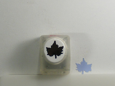 Create & Craft - Maple Leaf Punch (Used).