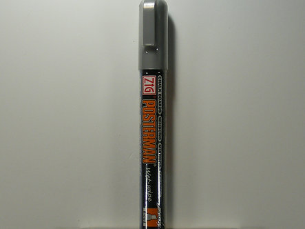 Zig - Posterman Wet Wipe Chalk Pen (Silver) PMA550