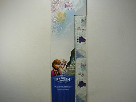 Disney's Frozen - Deco Mache Paper - Ice Skating