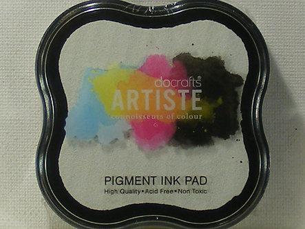 Docraft Artiste - Pigment Ink - White