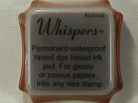 Archival - Whisper Caramel Delight Dye Based Ink Pad