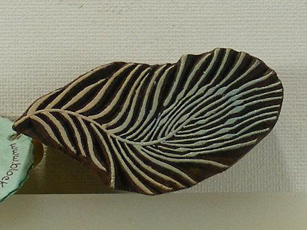 Block Wallah - Feather Stamp