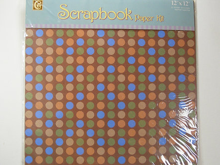 "Clover - 12"" x 12"" Scrapbook Paper Pack"