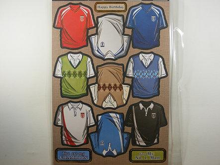 Kanban - Sports Shirts Topper