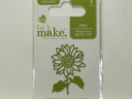 Cut & Make - Mini Botanical Dies - Sunflower