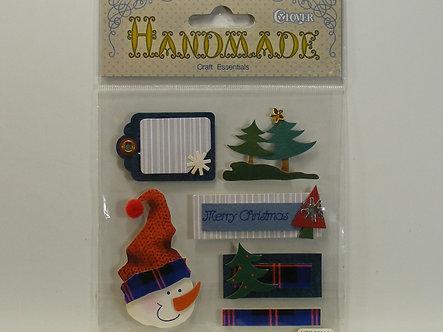 Clover - Handmade Craft Essentials Snowman Head