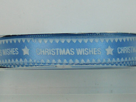 Dovecraft - Creative Ribbon - Christmas Wishes Grosgrain
