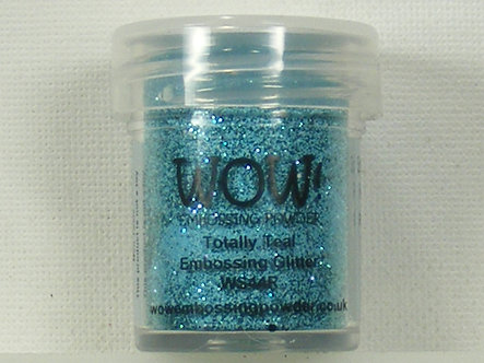 WOW! - Totally Teal Embossing Glitter