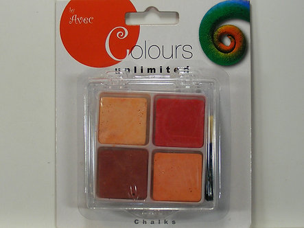 Avec - Colours Unlimited Blending Chalks