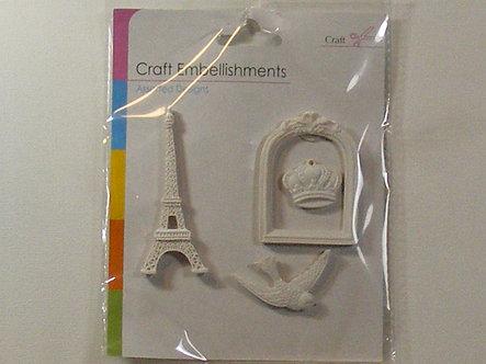 Sil - Craft Embellishments - Paris.