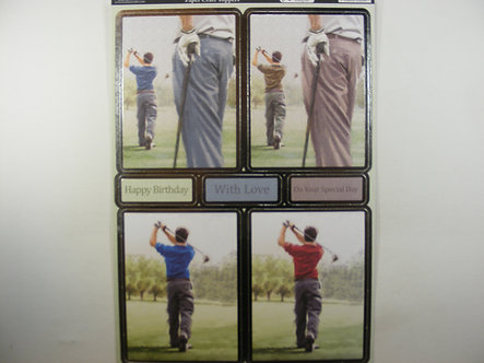 Kanban - Hole In One Topper