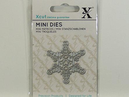 Xcut - Mini Die - Snowflake