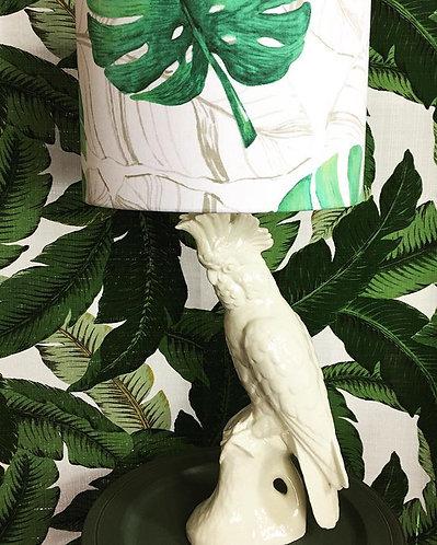Australian Ceramic Lamp