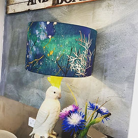 Cockatoo Table Lamp