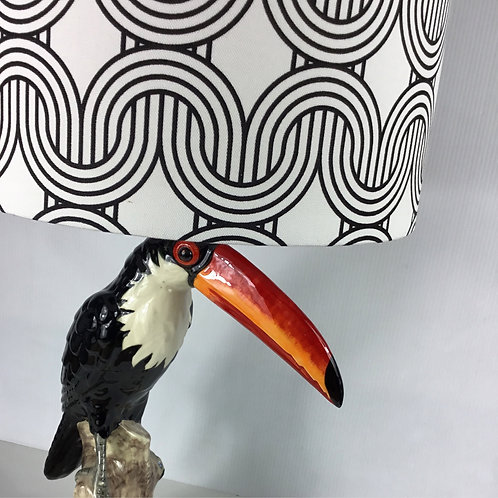 Toco Toucan Lamp