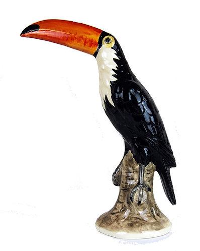 Ceramic Toucan