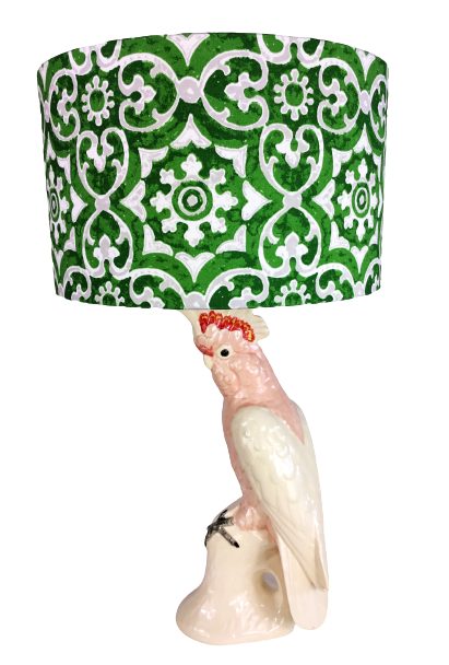 Major Mitchell Table Lamp