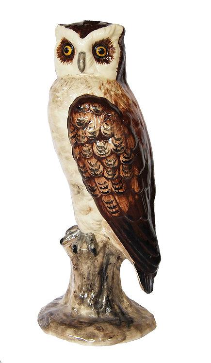 Australian Owl Ceramic Figure