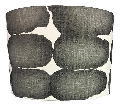 Drum Shade - Shibori Dot Ink