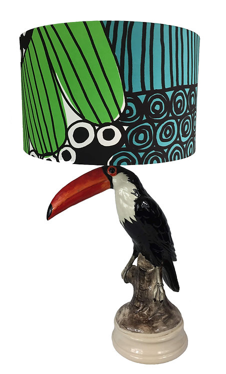 Toco Toucan Table Lamp