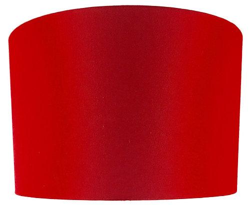 Drum Shade - Firetruck Red